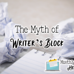 the myth of writer's block