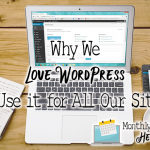 Why We Love WordPress & Use it For All Our Sites